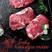 Írske hovädzie mäso - býk