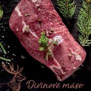Divinové mäso