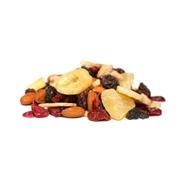 Suché plody, orechy a cereálie