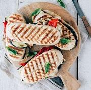 Plnené panini, bagety a sendviče
