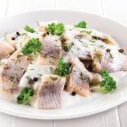 Rybie šaláty
